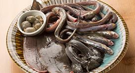 有明海の珍味